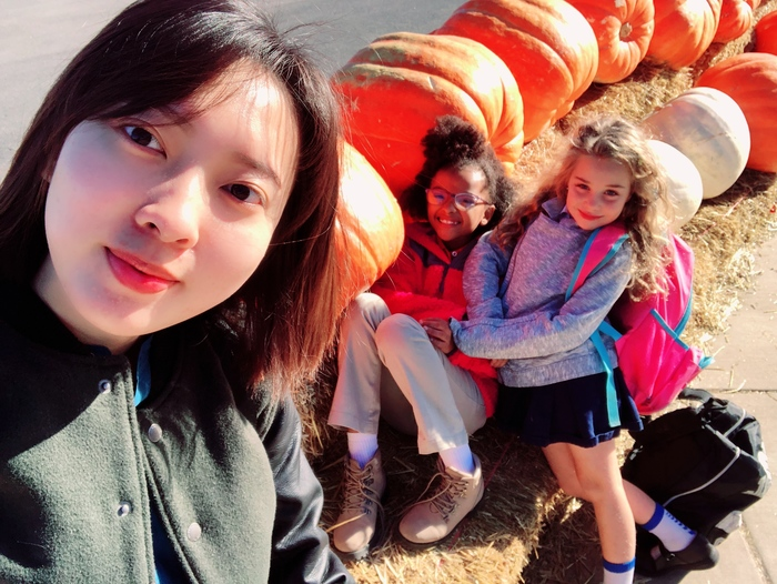 有趣的农场!Fun farm field trip! 🍎🎃