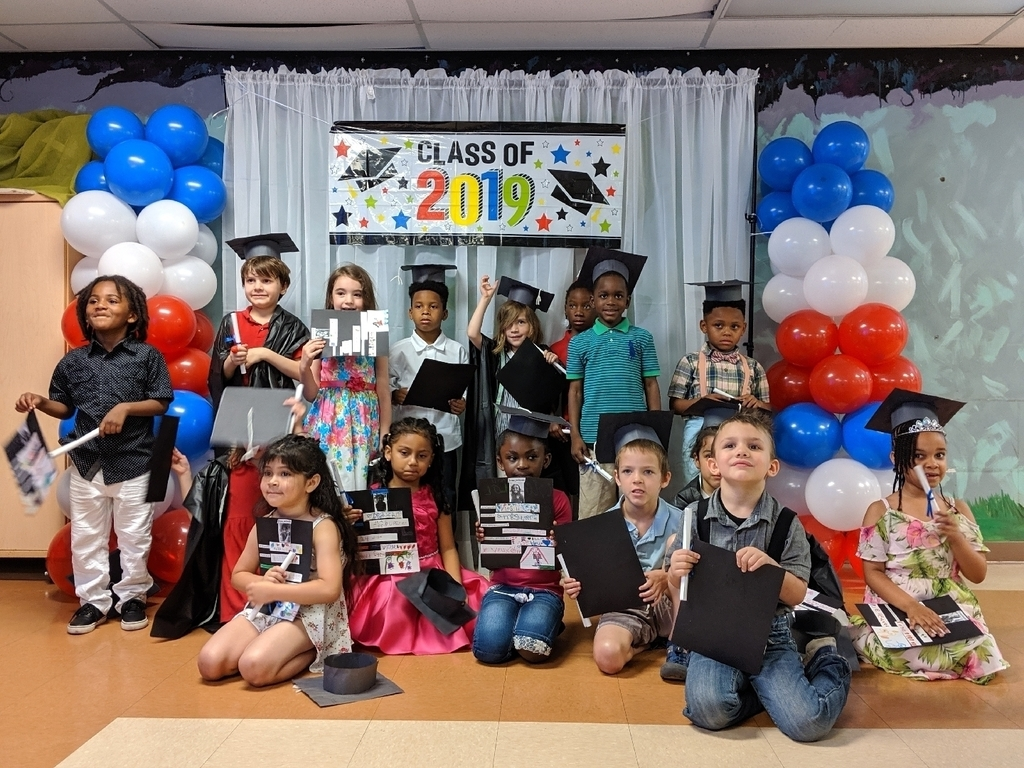 Congratulations kindergarten French!