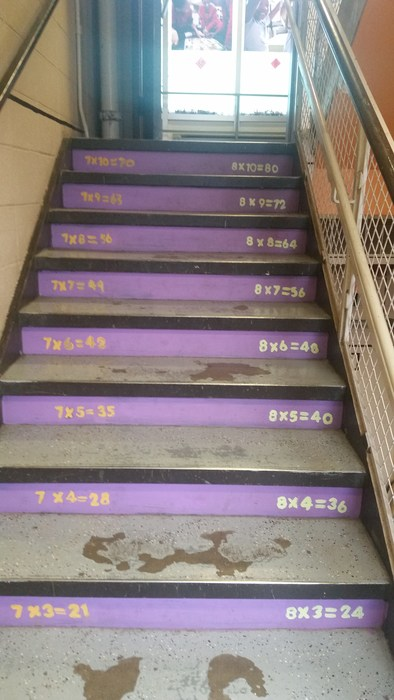 TFP stairs